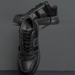 کتونی num2 leather sneakers