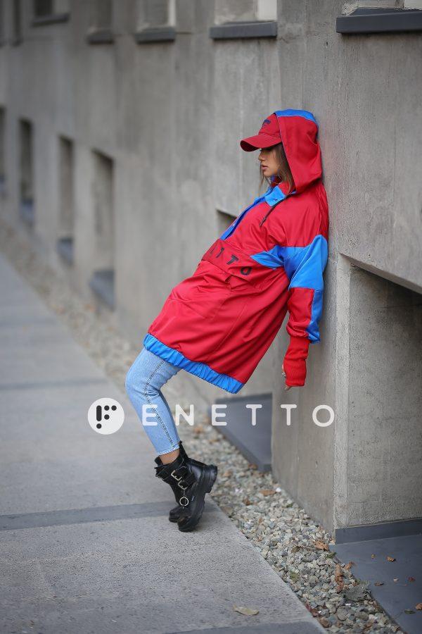 هودی زنانه پاییزه اسپرت بلند مدل rainy hoody
