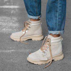نیم بوت زنانه لژدار اسپرت مدل ashbalt boots