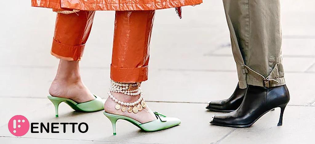 معرفی جدیدترین استایل کفش زنانه در سال 2020