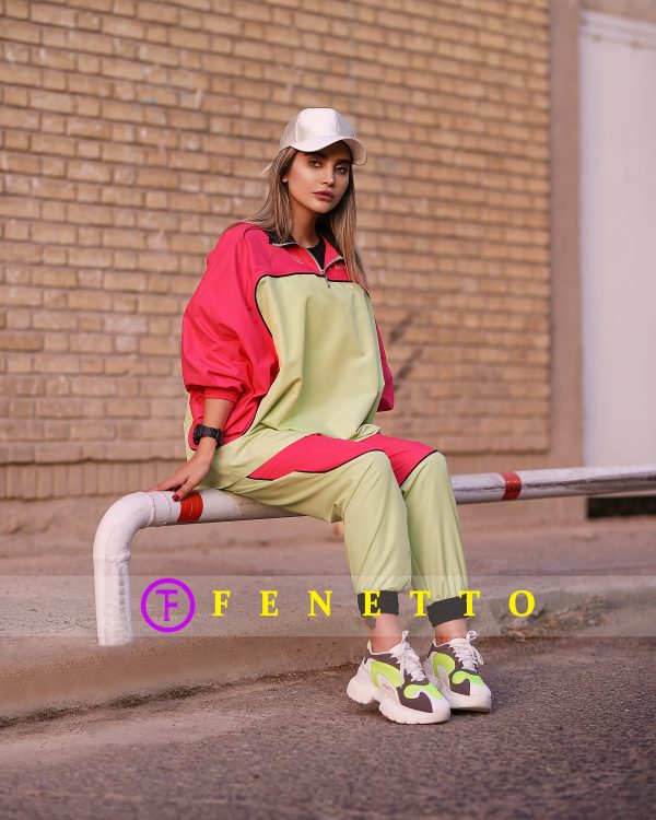 ست سوئی شرت شلوار اسپرت زنانه 3 set sport