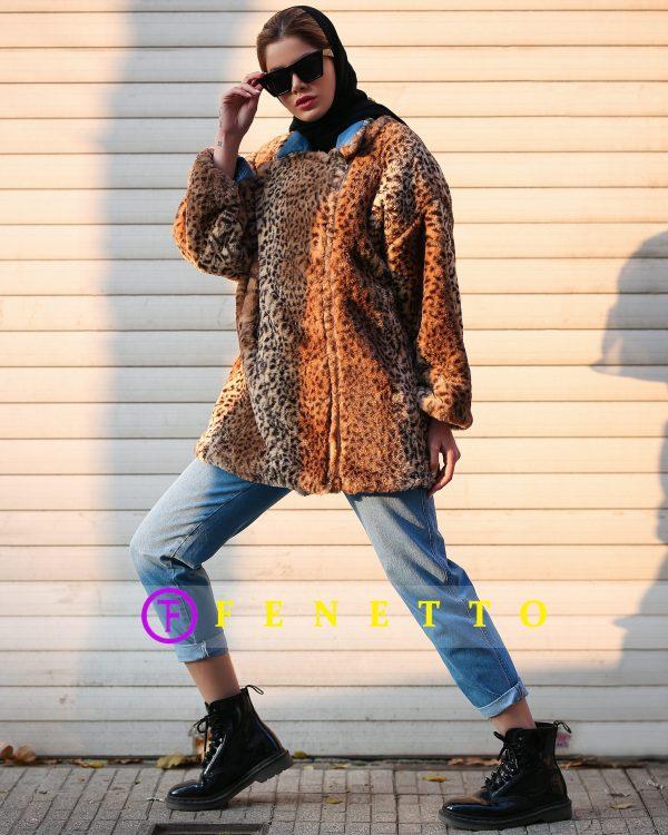 پالتو دورو کوتاه زنانه jean coat