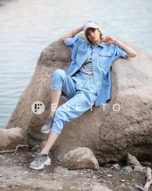 کت جین زنانه کوتاه سه فصل مدل jean coat