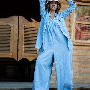 سرهمی مدل jean suit